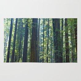 California Redwoods Rug