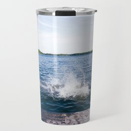 Lake Splash Travel Mug