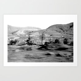 Roadtrip NO3 Art Print