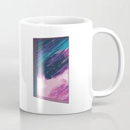 Window to a Galaxy Coffee Mug