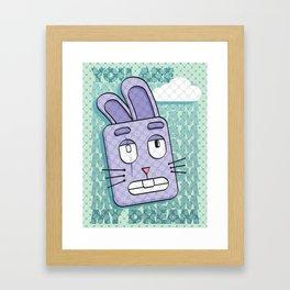 Coelho - 3 Framed Art Print