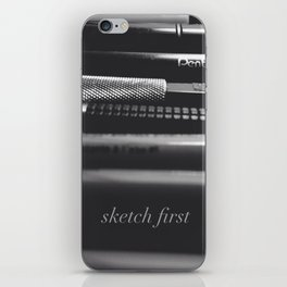 Sketch first iPhone Skin