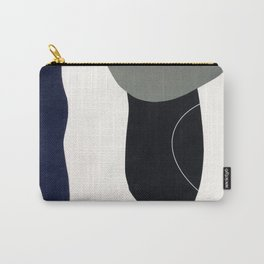 Don't press the button Carry-All Pouch