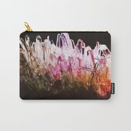 Rainbow quartz Carry-All Pouch