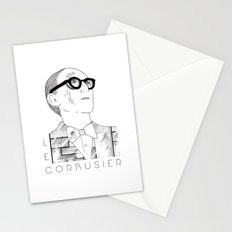 Le Corbusier Stationery Cards