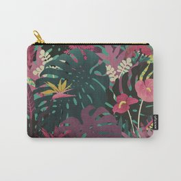 Tropical Tendencies Carry-All Pouch