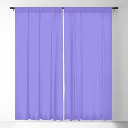 Spring - Pastel - Easter Purple Solid Color 3 Blackout Curtain