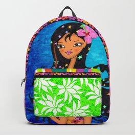 Hula Honey Baby Backpack