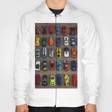 Toy Cars Hoody