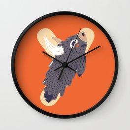 Y for Yak Wall Clock