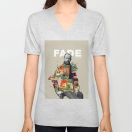 Fade No More Unisex V-Neck