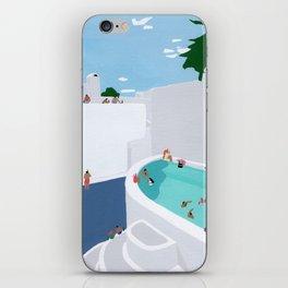 Santorini iPhone Skin