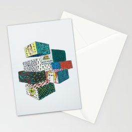 Media Culture Stationery Cards