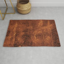 Persian lithography Rug