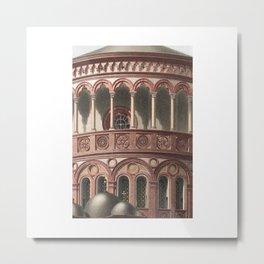 The Santuario Architecture Metal Print