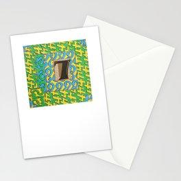 Alpha-Numero: Seven Stationery Cards