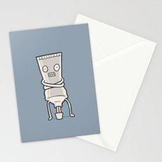 Bad Taste Toothpaste  Stationery Cards
