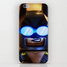 Beach Bat iPhone Skin