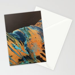 Ocean Mist Stationery Cards
