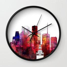 Houston wall decor Wall Clock
