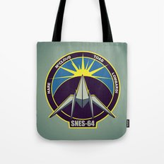 The Lylat Space Academy Tote Bag