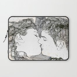 Love kiss Laptop Sleeve
