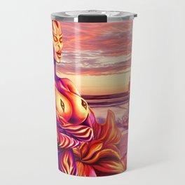Last rays of sun Travel Mug