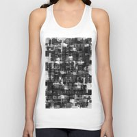 camo Tank Tops featuring Urban Camo by Dood_L