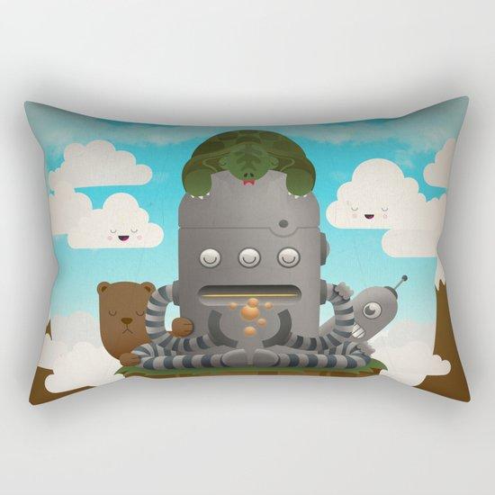 Shhhhh Rectangular Pillow