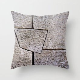 All in All Throw Pillow