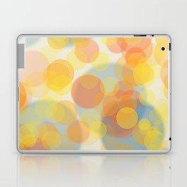 Sunny bubbles Laptop & iPad Skin