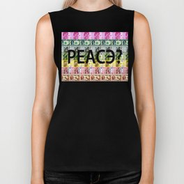 PEACE? Biker Tank