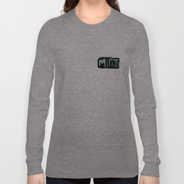 Mint Print Long Sleeve T-shirt