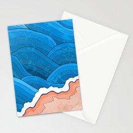 Seaside Beach Stationery Cards