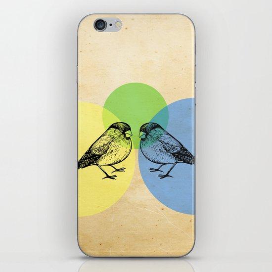 Together we make green iPhone & iPod Skin