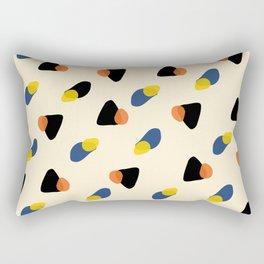 Fingerpaint Rectangular Pillow