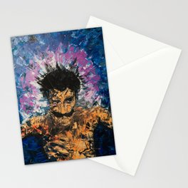 Madman in your head Stationery Cards