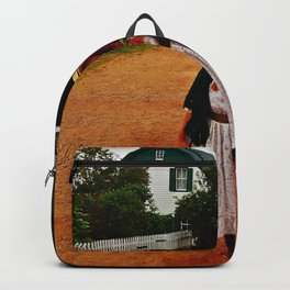 Anne of Green Gables Pulls the Carriage Backpack