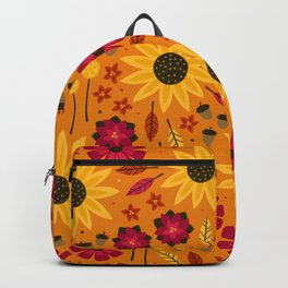 Fall is in th Air Backpack