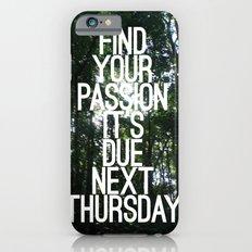 Next Thursday iPhone 6s Slim Case