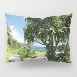 Keanae Point Maui Hawaii Pillow Sham