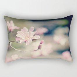 {Magnolia} Rectangular Pillow