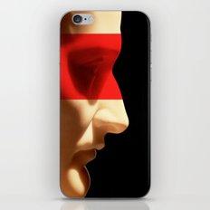 Silent Napoleon iPhone & iPod Skin