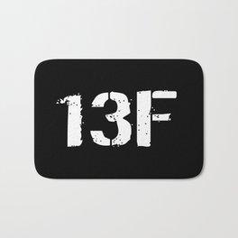 13F Fire Support Specialist Bath Mat