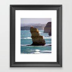 Australian Seascapes & Headlands Framed Art Print