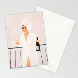 Morning Wine II Stationery Cards
