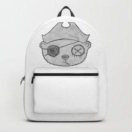 Captain Danger Floof Backpack