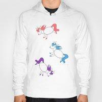 unicorns Hoodies featuring Unicorns! by Kashidoodles Creations