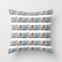 Soodle Street Repeat  Throw Pillow