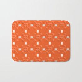 Vibrant Pattern- 6 Bath Mat
